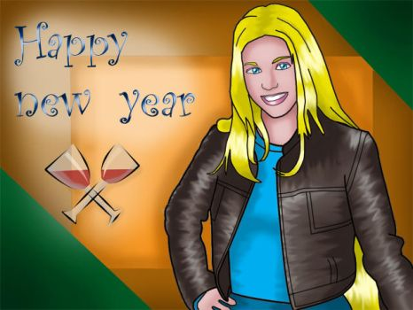 Happy new year by Orcone