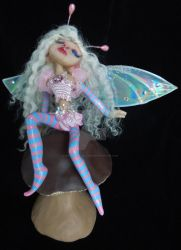 Fairy up for auction by Ravenwolfslayer
