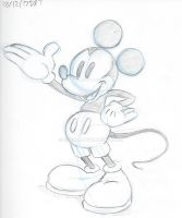 Mickey Mouse 1 by DarylT