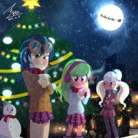 MLP Christmas by 0Bluse