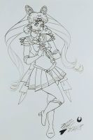 Sailor Chibi Moon by Bella-Who-1