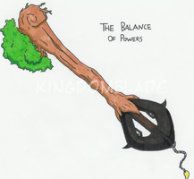 The Balance of Powers by KingdomBlade