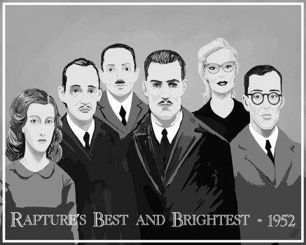 Rapture's Best and Brightest by Spetit05