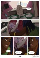 We are family 1) The beginning: page 13 by FreakyVicky