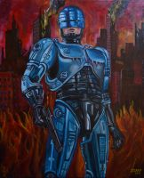 Robocop by JosefVonDoom