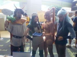 [Con Bravo!] Oglaf group by AprilMoonshine