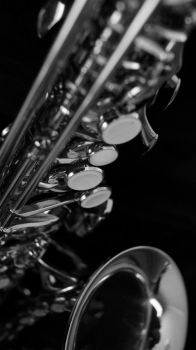Soprano Saxophone by AaronTheHobbit