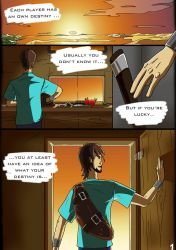 TLITD Chapter 1 Page 1 by Annkh-Redox