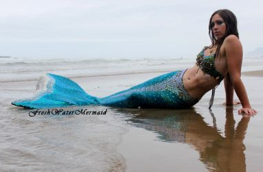 Strength from the Sea by FreshwaterMermaid