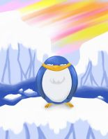 The Penguin by OniPolice