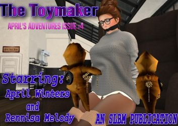 The Toymaker by AprilWinters