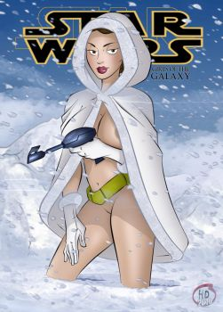 SW.GIRLS OF THE GALAXY - EP I by HD-2