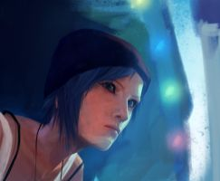 Life is Strange - Chloe by garblobia