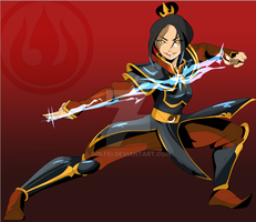 AZULA by Solfei