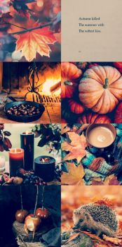 Autumn Aesthetic by Perladellanotte