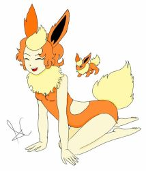Flareon by Sereofchaos
