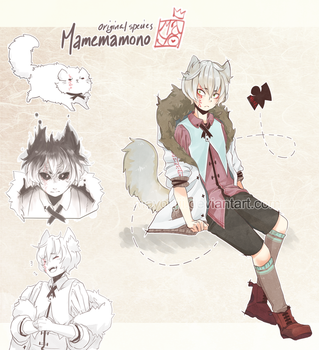 [Closed] MamemamonoChuuni::Persian by mayoujii