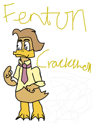 Request- Fenton Crackshell by Daracoon911