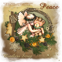 Fenech Christmas Angel by Mindless-Scrap