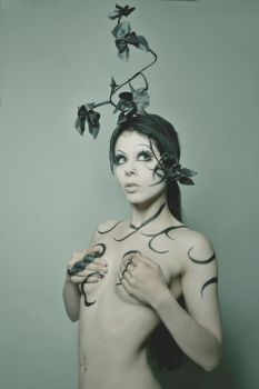 Orchidea Luxuria by Ophelia-Overdose