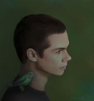 Stiles and his bird by Nico108