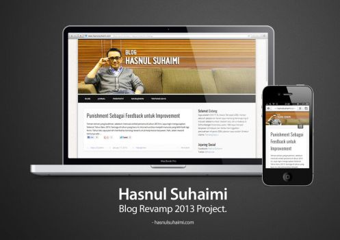 Hasnul Suhaimi Blog by adhamsomantrie