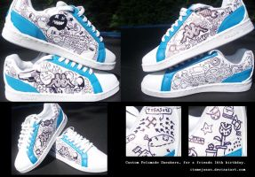 Custom Felzmade Sneakers by ItsmeJonas