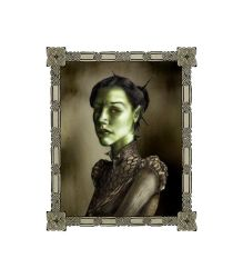 Elphaba by H-Magoria