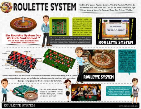 Roulette System by RouletteStrategie