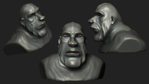 head concept by ricardofx