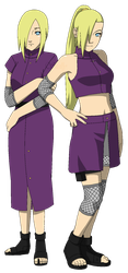 RTN Ino - Lineart colored by DennisStelly