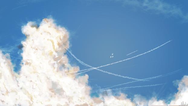 More Clouds by Shastro