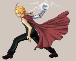 Edward Elric by coralline