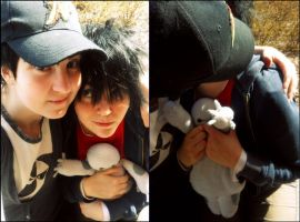BH6-Cosplay - Brotherly Love by Hukkis