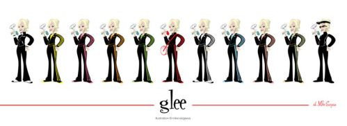 Glee Sue Sylvester Love by mikeysammiches