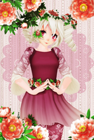 (MMD) Petite Peony by mary34
