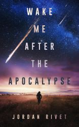 Book Cover Design for Wake Me After the Apocalypse by ebooklaunch