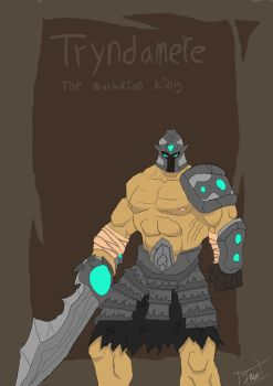 Tryndamere II by OfficialSamurai