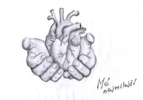 Heart donation by Drahoslav7