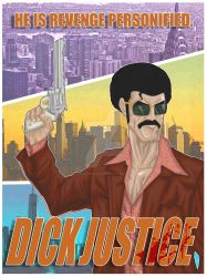 Dick Justice ( Color ) by HuseyinSekerciler