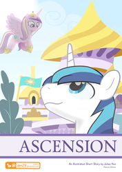 dm29 presents: Ascension (Cover Page) by dm29