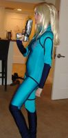 Samus 0-suit done by CrossdressingKuja