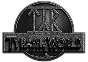 Tyrassic World by PlaysWithWolves