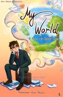 My World Poster by Mikochi