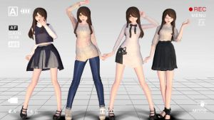 MMD- MC Outfit Pack Download-Mystic Messenger by vixenofthemist