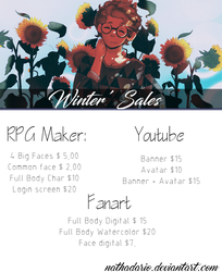 Winter' Sales by nathadario