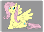 flutter shy by Simple-Creature