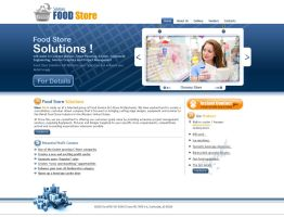 Food Store Solution by MufeedAhmad
