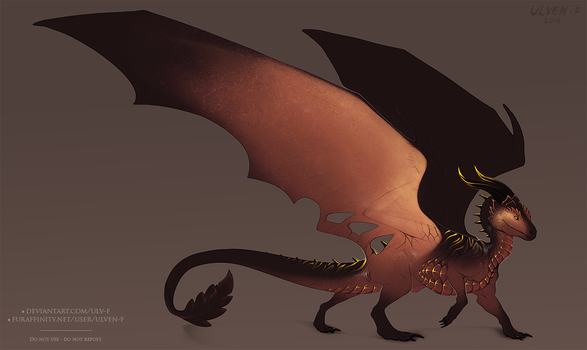 DragonDesign #13  auction  closed by ulv-f