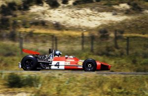Piers Courage (Netherlands 1970) by F1-history